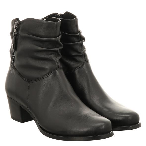 Caprice Stiefel Kurz schwarz Damen