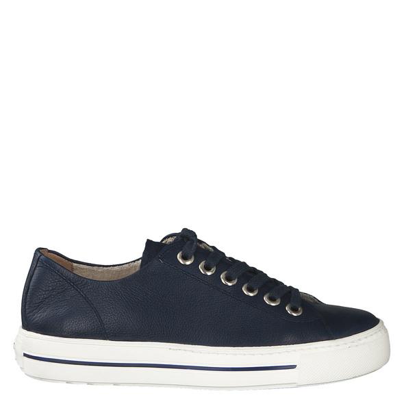 Paul Green 4704 Sneaker blau Damen