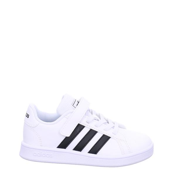 Adidas Grand Court C +k Halbschuhe weiß Mädchen