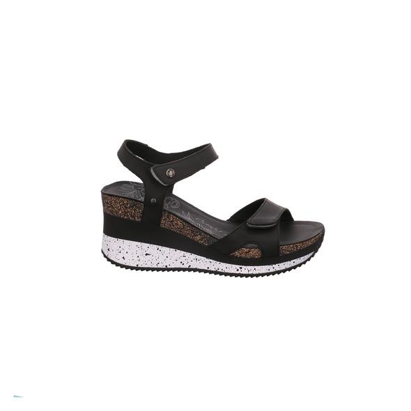 Panama Jack (gr. 40) Sandaletten schwarz Damen