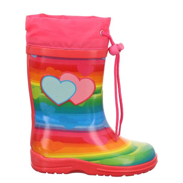 Beck Beck (gr. 24) Regenstiefel Mädchen rosé Mädchen