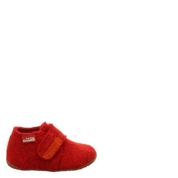 Livingkitzbühel Hausschuhe rot Mädchen