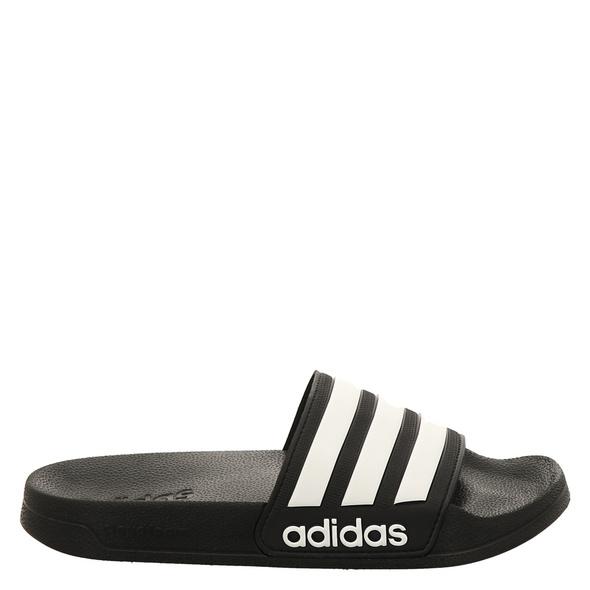 Adidas Adiletteshower Hausschuhe schwarz Damen