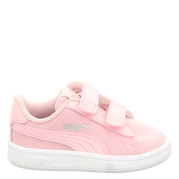 Puma Smashv2glitz Halbschuhe rosé Mädchen