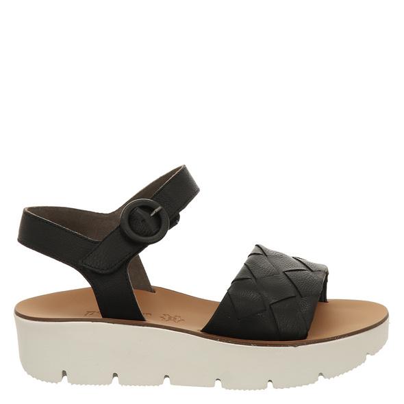 Paul Green Sandaletten schwarz Damen