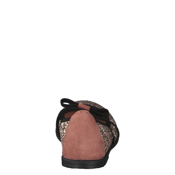 Unisa Roxe Ballerina beige Mädchen