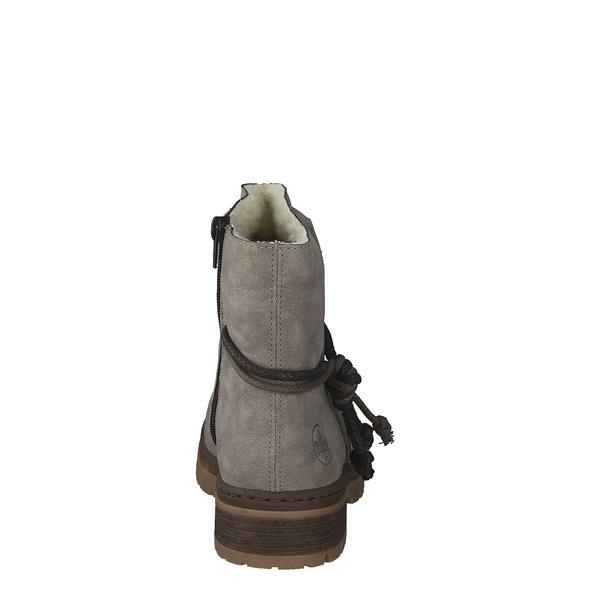 Rieker (gr. 40) Stiefel Warm grau Damen