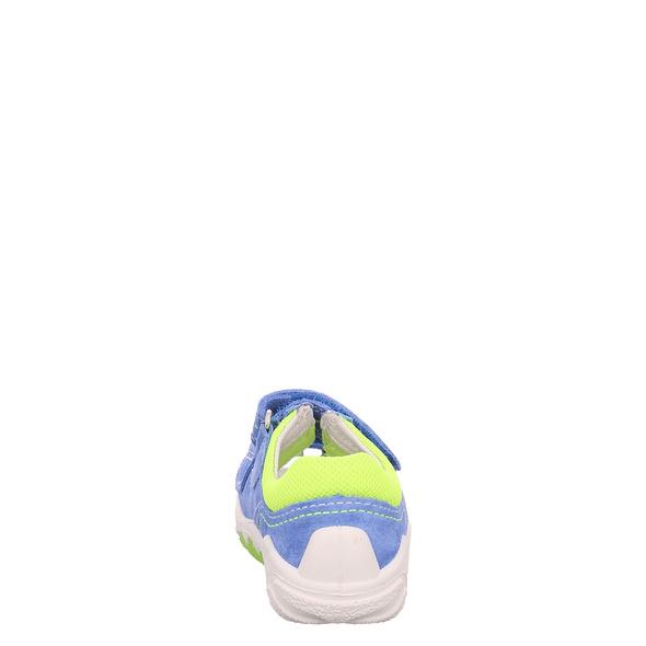 Superfit (gr. 26) Sandalen blau Mädchen
