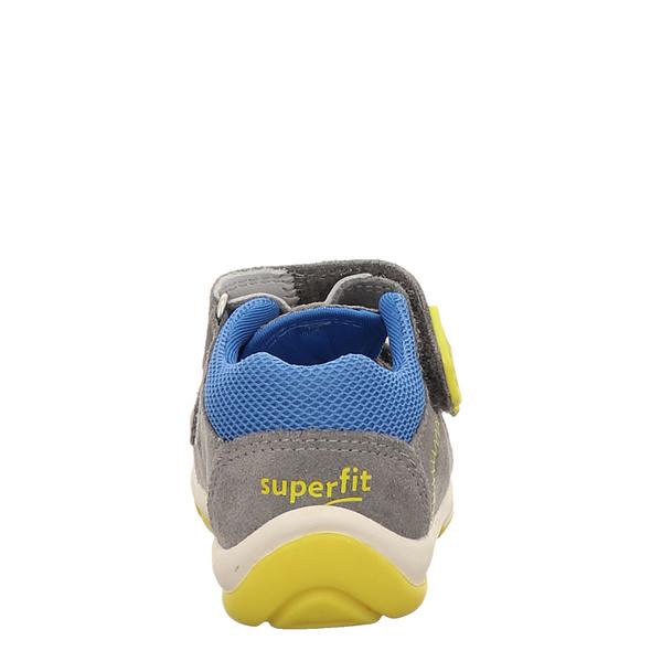 Superfit Sandalen grau Mädchen