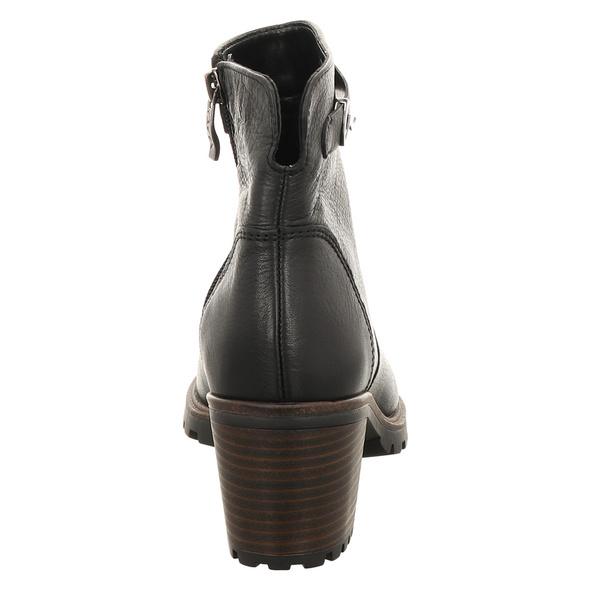 Ara High Soft Stiefel Kurz schwarz Damen