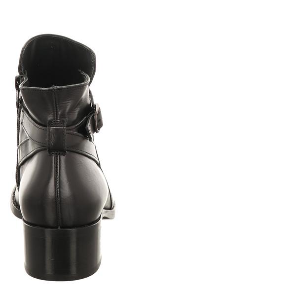 Paul Green 0067-9750-007 Stiefel Kurz schwarz Damen