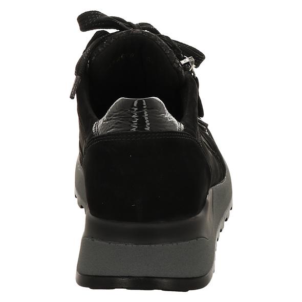 Waldläufer Hiroko- Soft Sneaker schwarz Damen