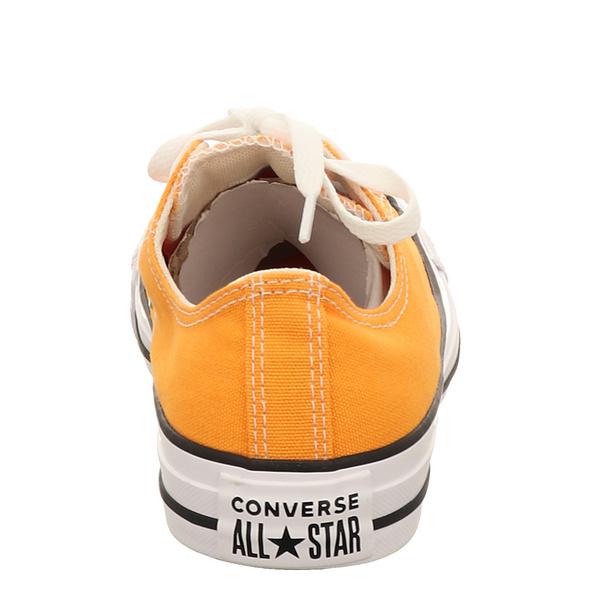 Converse Chuck Taylor All Star Seasonal Sneaker orange Damen
