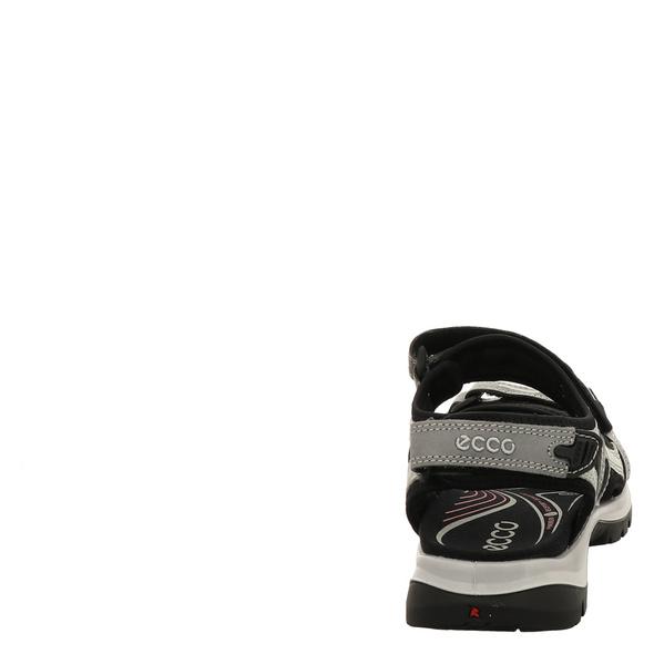 Ecco Outdoor Sandaletten grau Damen