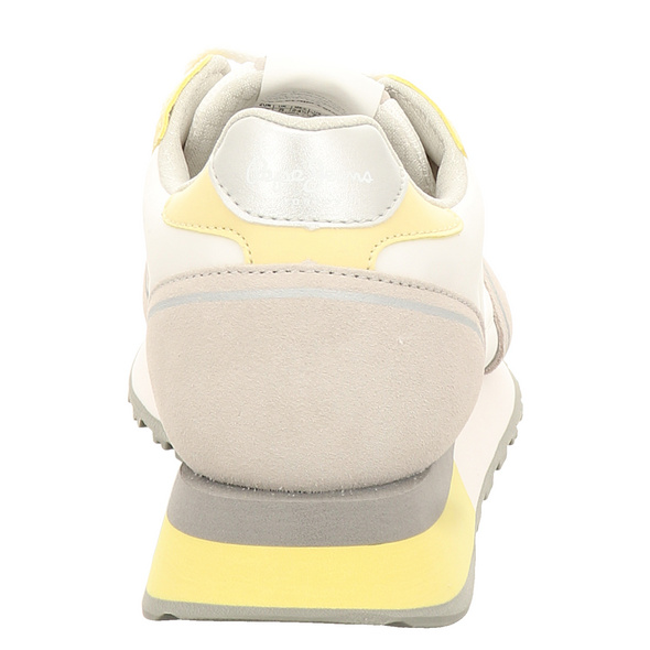 Pepe Jeans Dover Bass Sneaker weiß Damen