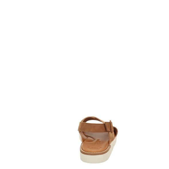 Paul Green Sandaletten braun Damen