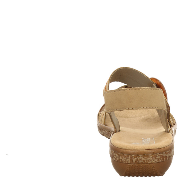 Rieker Sandaletten beige Damen