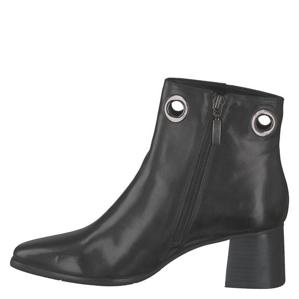 Fernando Strappa (gr. 39) Stiefel Kurz schwarz Damen