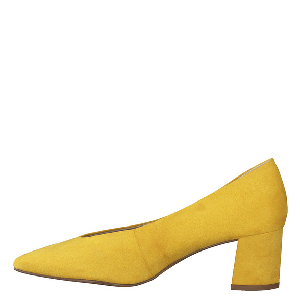 Marco Tozzi (gr. 36) Pumps gelb Damen