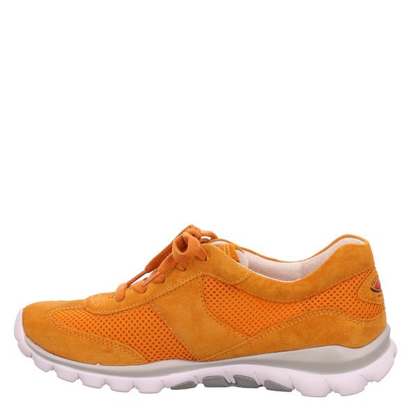 Gabor Lady Rolling Soft Sneaker orange Damen