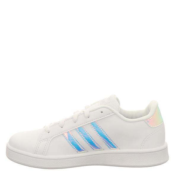 Adidas Grand Court K Halbschuhe weiß Mädchen
