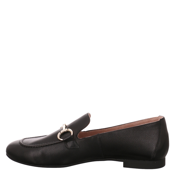 Paul Green (gr. 5½) Slipper schwarz Damen
