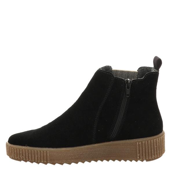 Rieker Stiefel Kurz schwarz Damen