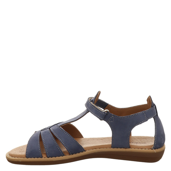 Sabalin Sandalen blau Mädchen