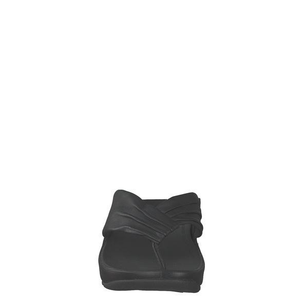 Fitflop Twiss Pantoletten schwarz Damen