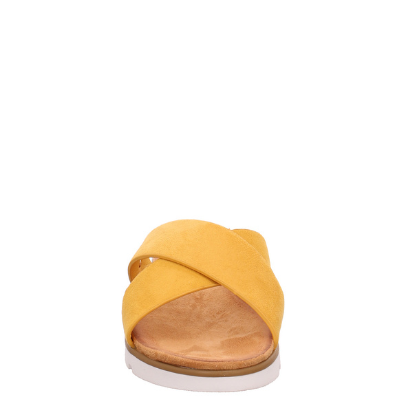 Lieblingspaar (gr. 37) Pantoletten gelb Damen