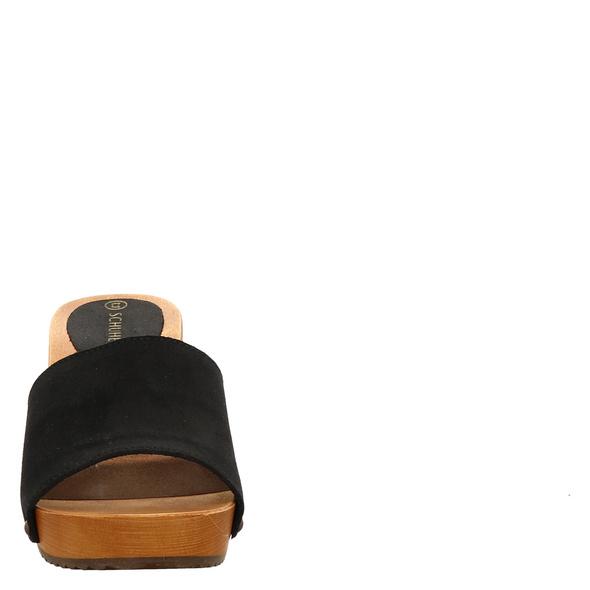 Schuhengel (gr. 36) Pantoletten schwarz Damen