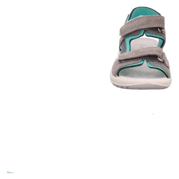 Schuhengel Sandalen grau Mädchen
