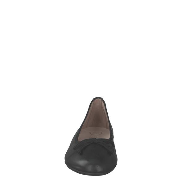 Paul Green 2598 Ballerina schwarz Damen