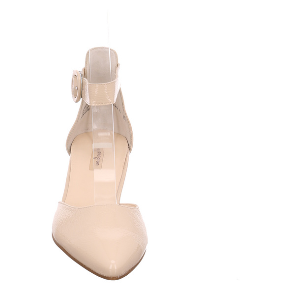 Paul Green 7273 Pumps beige Damen