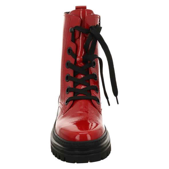 Gabor Stiefel Kurz rot Damen