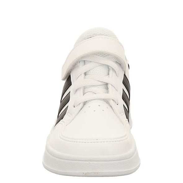 Adidas Breaknet Halbschuhe weiß Mädchen