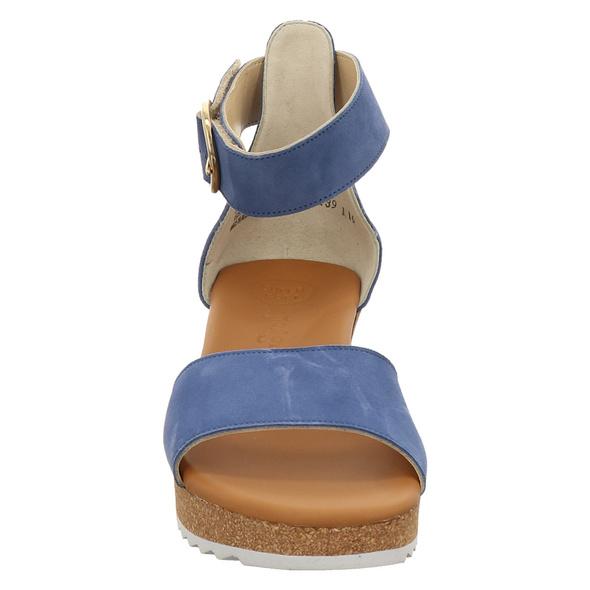 Paul Green Sandaletten blau Damen