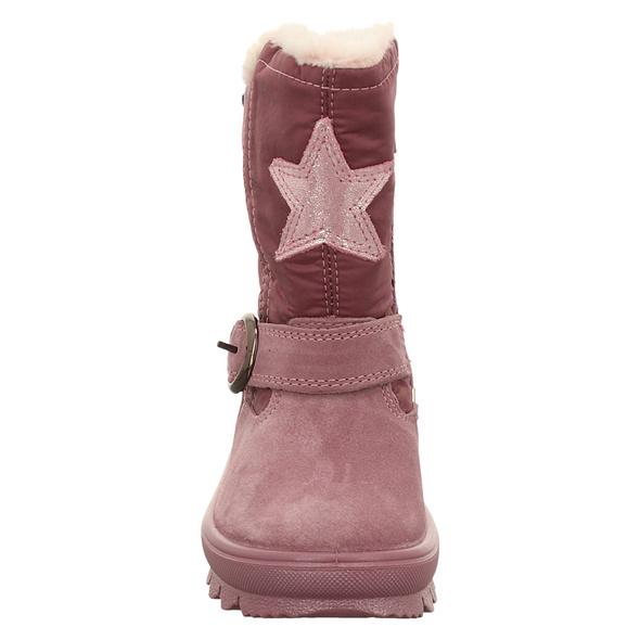 Superfit Rot Moonboots pink Mädchen