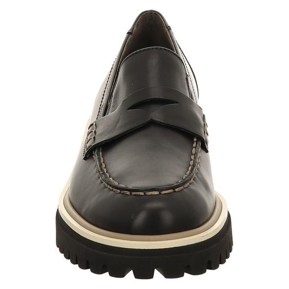 Paul Green 0069-2879-029/slipper Slipper schwarz Damen
