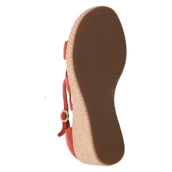 Sailer Sascha Sandaletten braun Damen