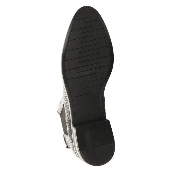 Schuhengel Grün Stiefel Kurz schwarz Damen