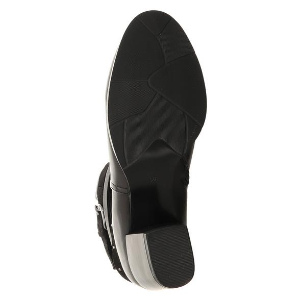 Fernando Strappa Stiefel Kurz schwarz Damen