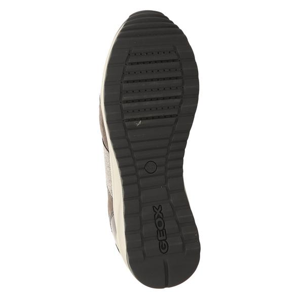 Geox Sneakers Sneaker grau Damen