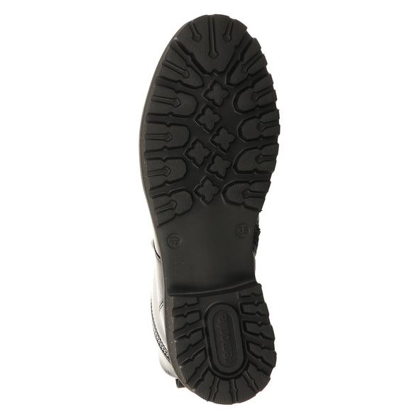 Remonte Stiefel Kurz schwarz Damen