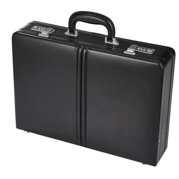 d & n Aktenkoffer 2667 schwarz