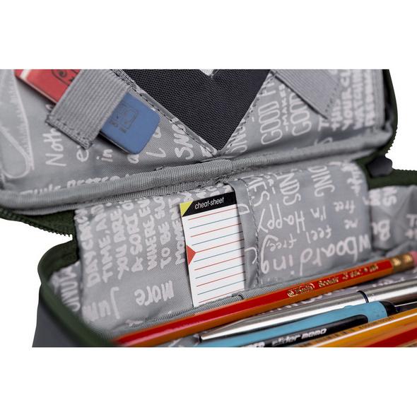 Nitro Schlampermäppchen Pencil Case XL waxed lizard