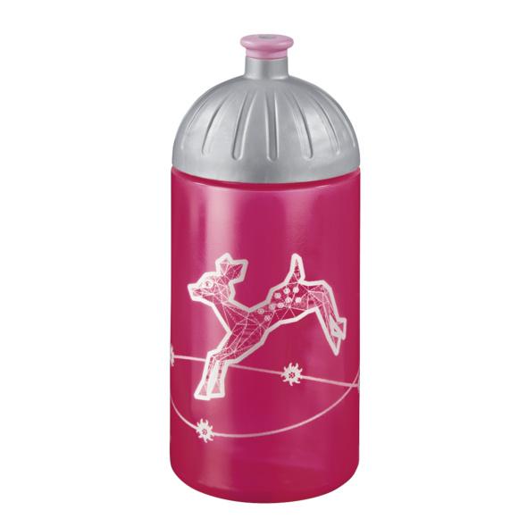 Step by Step Trinkflasche Modern Deer