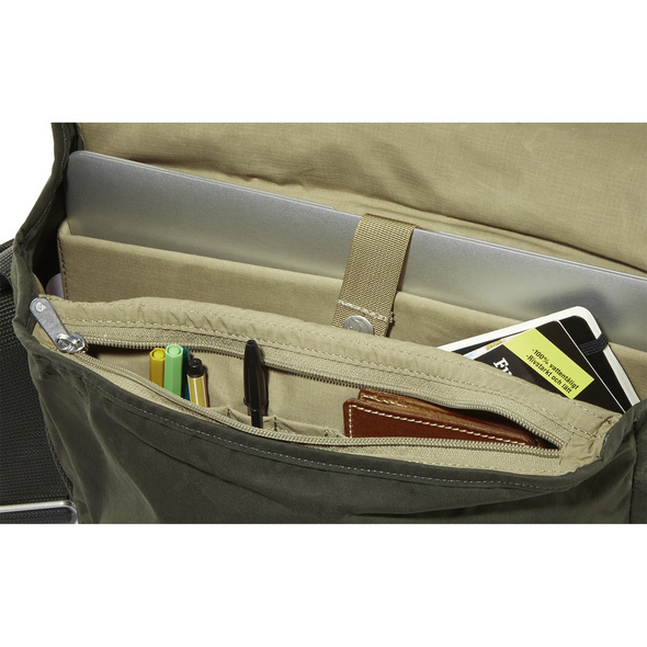 Fjällräven Messenger Bag Greenland Shoulder Bag S schwarz