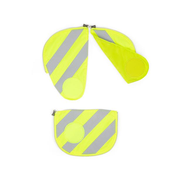 Ergobag Sicherheitsset Pack gelb