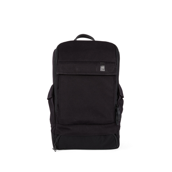 "AEP Laptop Rucksack Alpha Small Essential 13"" pitch black"